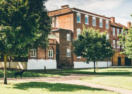 Bridgford Hall Side