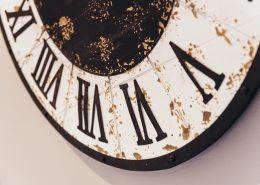 Bridgford Hall Clock