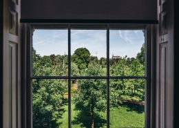 Bridgford Hall Window