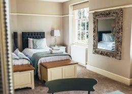 Bridgford Hall Bedroom