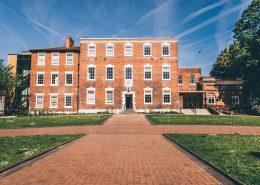 Bridgford Hall Rear