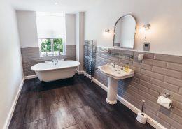 Bridgford Hall Bathroom