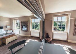 Bridgford Hall Mirror