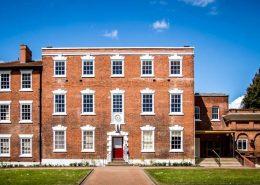 Bridgford Hall Front